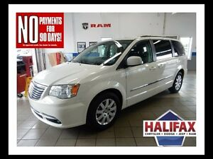 2013 Chrysler TOWN & COUNTRY TOURING POWER DOORS AND LIFTGATES