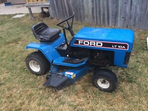 Mint tractor