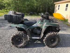 "2011 Brute Force ""100hp trail monster"""