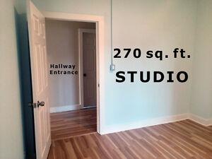 Artist's Studio In Leaside Business Park