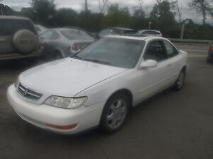1997 Acura CL LEATHER SUNROOF 91.000 MILE SAFETY+ETEST+1YEARWARR