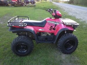 POLARIS SPORTSMAN 500 4x4
