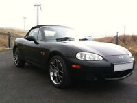 For Sale Mazda MX5 1.8 Euphonic 2004. Limited edition