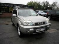 2005 Nissan X-Trail 2.2dCi SE * EXCELLENT VALUE 4X4 *