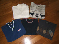 5 Chandails pour homme / Men's sweater Laval / North Shore Greater Montréal Preview