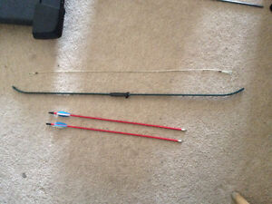 Small (Kids) Sized Archery Bow and Arrows