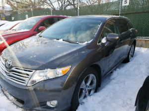 2009 venza 6 cyl awd navigation leather moonroof 4x4
