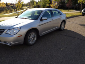 2008 Chrysler Sebring Sedan ONLY47.000KM