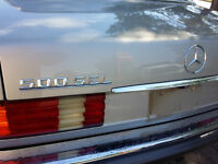 As in The Jeff Healey Band Cruel Little Number Song ! 500 SEL