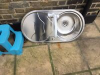 Stainless Steel Sink (Like New) - Never Used