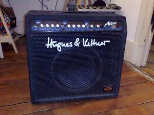 Hughes and Kettner Attax 80 circa 1993 60$ obo