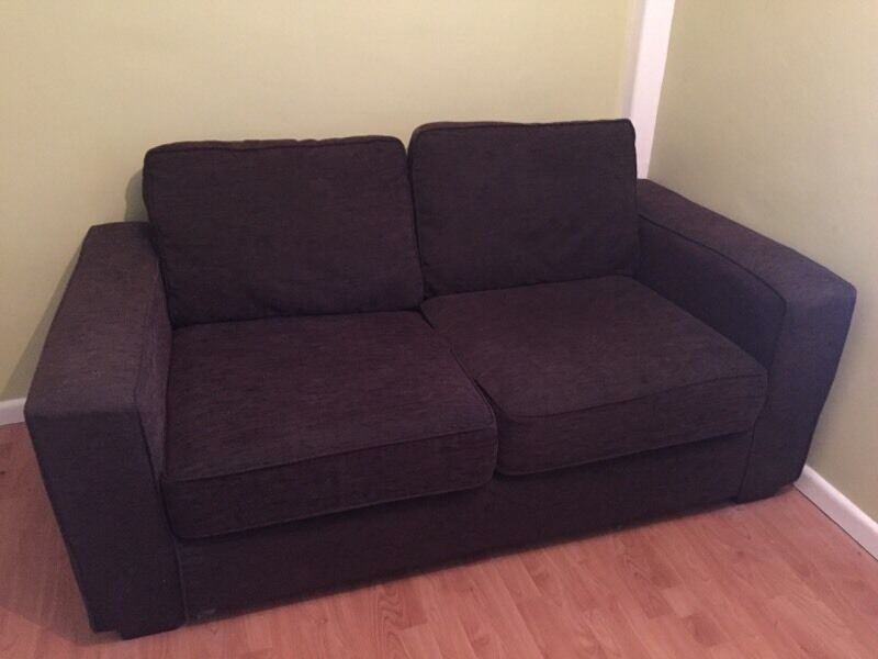 2 Seater Sofa Bed Very Good Condition 163 80 In Morley