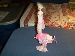 VINTAGE L.G.T.I. PULL STRING FLYING FAIRY-1990S-LEWIS GALOOB TOY
