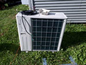 For sale or trade heat pump and wall unit