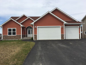 Beautiful home on greenbelt! Extra wide lot!