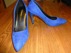 Blue Shoes