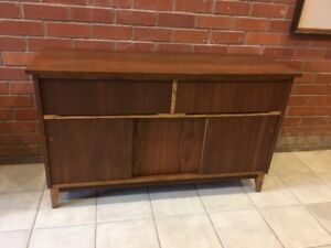 Vintage Walnut Buffet - Free Delivery!