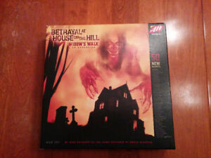 Betrayal at House on the Hill: Widow's Walk expansion board game