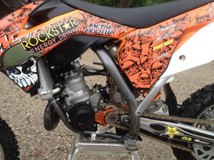 2014 KTM SXS 85 London Ontario image 6
