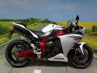 Yamaha YZF R1 2009 Big bang cross plane model BEST COLOUR!