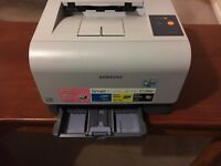 Samsung colour laser jet printer (CLP 300)