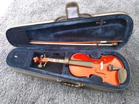 1/2 size Primavera violin