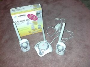 Breast pump and baby monitor