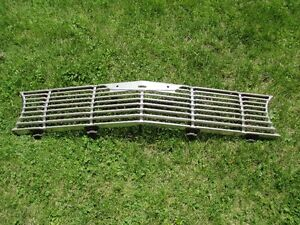 1961 chevrolet grille