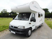 Under Offer Elnagh Marlin 66-G - Rear Fixed Bed - 6 Berth Motorhome