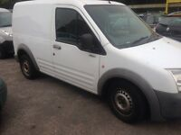 2007 07reg Ford Transit Connect 1.8Tdci white March Mot ✔️✔️✔️✔️✔️