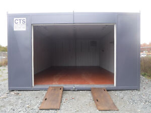 Modular Garage Secure Steel Structure 16'x28'