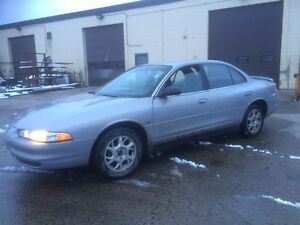 2000 Oldsmobile Intrigue Sedan