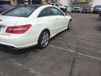 2010 Mercedes-Benz E-Class 550 Coupe (2 door)
