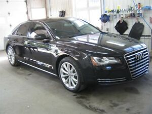 Audi A8 4dr Sdn 3.0T 2014
