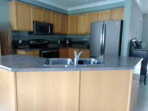Kitchen cabinets and counter tops for sale