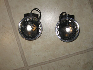 NEW! INDICATOR REAR HOUSING 2 WIRE FITS LAMP #1157