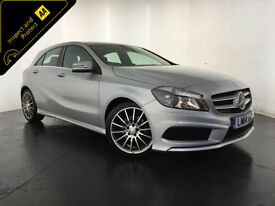 2014 MERCEDES-BENZ A180 AMG SPORT CDI DIESEL 1 OWNER SERVICE HISTORY FINANCE PX