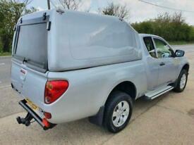 2014 Mitsubishi L200 DI-D 4X4 4LIFE CLUB CAB Pick Up Diesel Manual