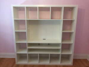 Ikea TV/Wall Unit