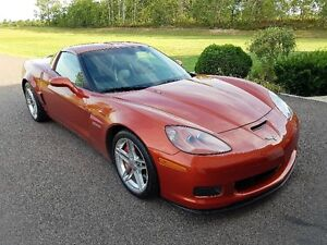 2006 Chevrolet Corvette Z06 Coupe (2 door)