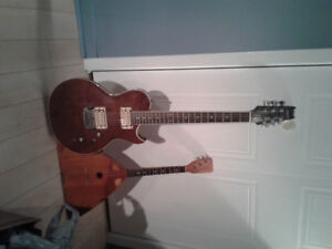 Guitare Aria pro series ll annees 1976.luth russe