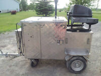 HOT DOG CART for sale- REDUCED