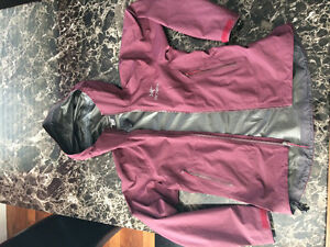 Women's Arc'teryx Jacket and Soft Shell