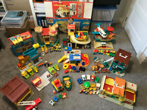 12c8ef358c6 Vintage Little People Fisher Price | Great Deals on Toys & Games ...
