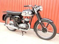 BSA BANTAM B175 1970 175cc