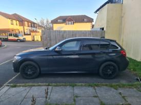 2013 BMW 120D X-DRIVE Msport