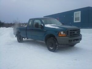2001 Ford F-250 EX-CAB Pickup Truck !! SOLID TRUCK !!