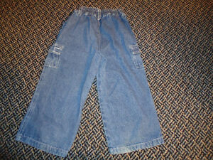 Girls Size 24 Months Princess Jeans Kingston Kingston Area image 3