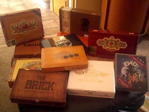 Cigar Boxes Kitchener / Waterloo Kitchener Area image 2