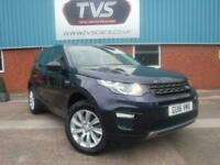 2016 Land Rover Discovery Sport 2.0 TD4 SE Tech Auto 4WD (s/s) 5dr SUV Diesel Au